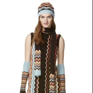 Missoni • limited edition target collab beanie